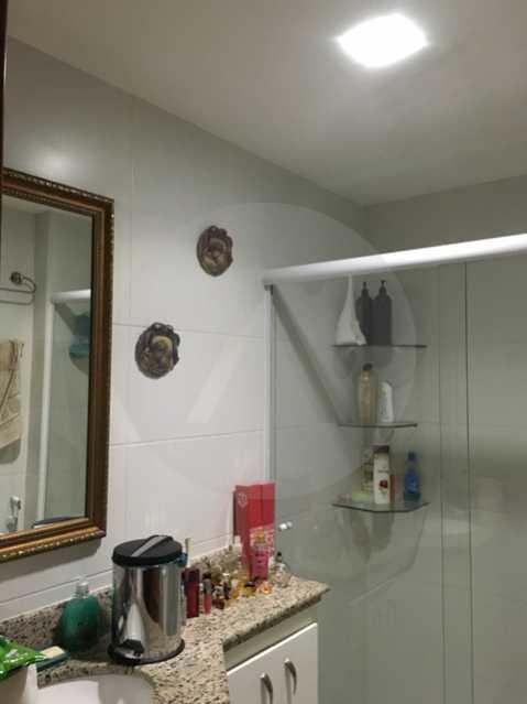 15 Apartamento 3 quartos Icara - AGATÊ IMÓVEIS VENDE OU PERMUTA APARTAMENTO ICARAÍ NITERÓI. - HTAP30005 - 16
