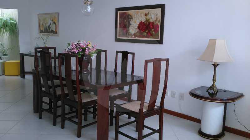 25 Casa Linear Itaipu - Jantar - IMOBILIÁRIA AGATÊ IMÓVEIS VENDE CASA LINEAR ITAIPU NITERÓI. - HTCA30137 - 27
