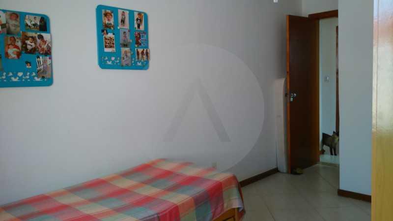 27 Casa Linear Itaipu - Qto 2 - IMOBILIÁRIA AGATÊ IMÓVEIS VENDE CASA LINEAR ITAIPU NITERÓI. - HTCA30137 - 29