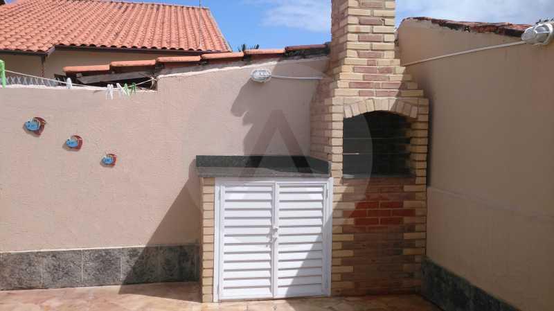 30 Casa Linear Itaipu - Lazer - IMOBILIÁRIA AGATÊ IMÓVEIS VENDE CASA LINEAR ITAIPU NITERÓI. - HTCA30137 - 31