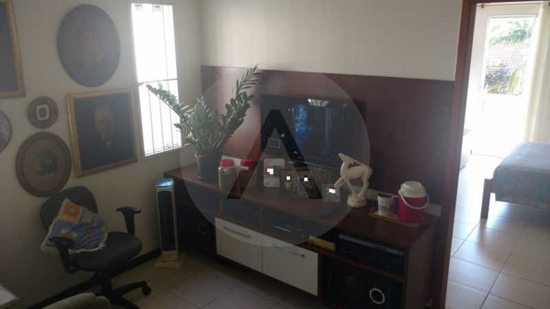 5 - Casa Duplex Itaipu. - MOBILIÁRIA AGATÊ IMÓVEIS VENDE CASA DUPLEX ITAIPU ,NITERÓI. - HTCA30139 - 7