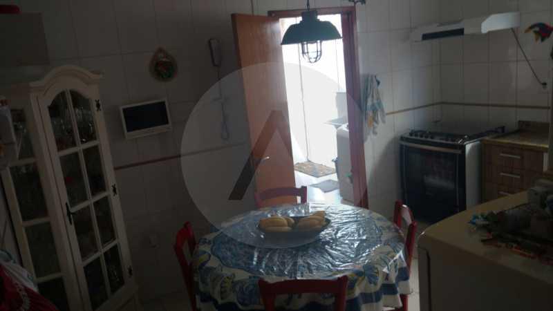 10 - Casa Duplex Itaipu. - MOBILIÁRIA AGATÊ IMÓVEIS VENDE CASA DUPLEX ITAIPU ,NITERÓI. - HTCA30139 - 12