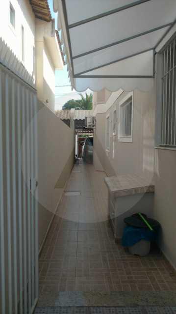 20 - Casa Dcuplex Itaipu. - MOBILIÁRIA AGATÊ IMÓVEIS VENDE CASA DUPLEX ITAIPU ,NITERÓI. - HTCA30139 - 21