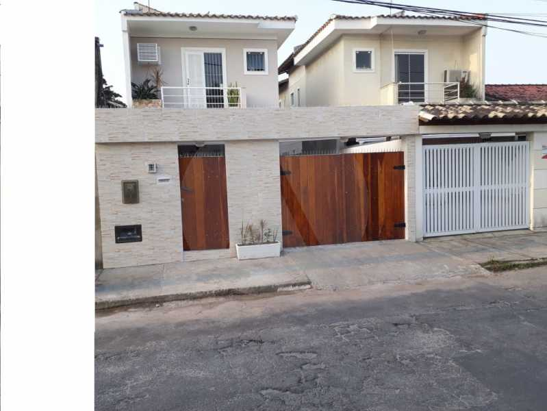 3- Casa Duplex Itaipu. - Imobiliária Agatê Imóveis vende Casa de 145 m² Itaipu - Niterói por 680 mil reais. - HTCA30139 - 6