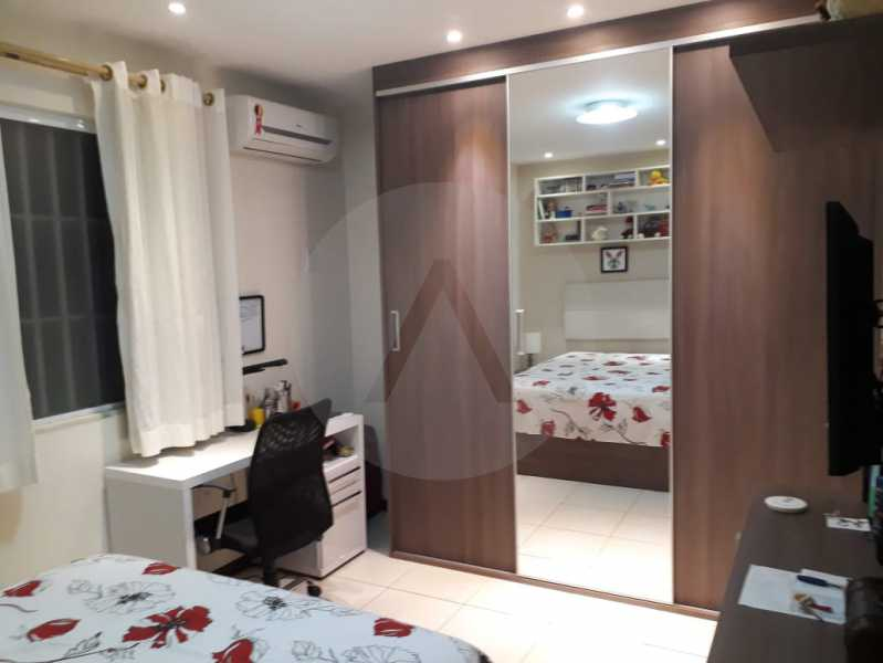 14- Casa Duplex Itaipu. - Imobiliária Agatê Imóveis vende Casa de 145 m² Itaipu - Niterói por 680 mil reais. - HTCA30139 - 17