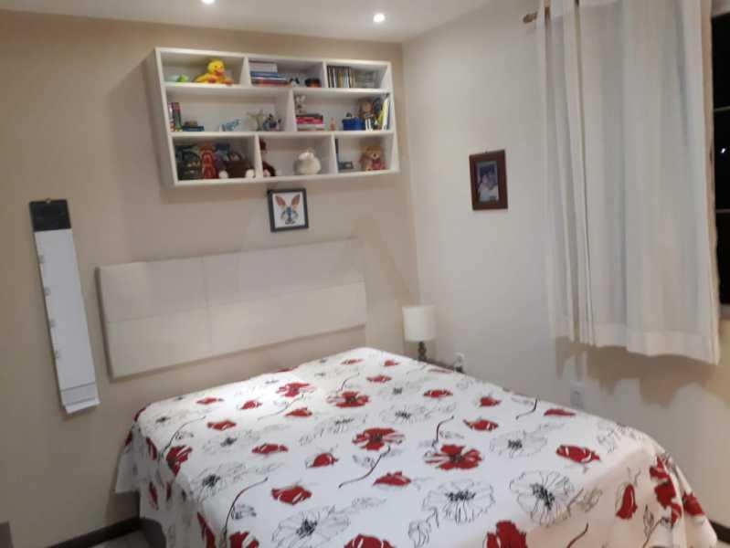15- Casa Duplex Itaipu. - Imobiliária Agatê Imóveis vende Casa de 145 m² Itaipu - Niterói por 680 mil reais. - HTCA30139 - 18