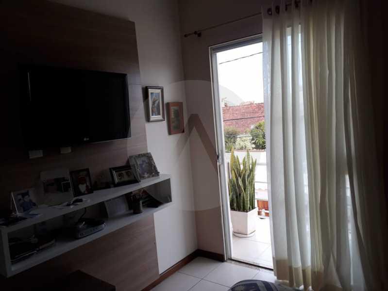 19- Casa Duplex Itaipu. - Imobiliária Agatê Imóveis vende Casa de 145 m² Itaipu - Niterói por 680 mil reais. - HTCA30139 - 22