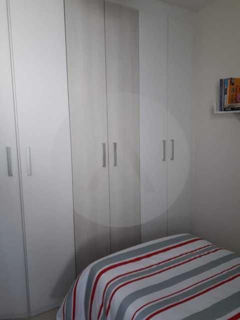 23- Casa Duplex Itaipu. - Imobiliária Agatê Imóveis vende Casa de 145 m² Itaipu - Niterói por 680 mil reais. - HTCA30139 - 26