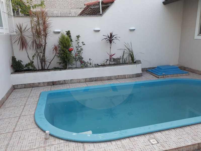 25- Casa Duplex Itaipu. - Imobiliária Agatê Imóveis vende Casa de 145 m² Itaipu - Niterói por 680 mil reais. - HTCA30139 - 1