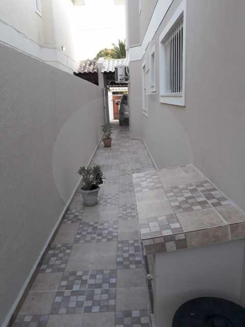 26- Casa Duplex Itaipu. - Imobiliária Agatê Imóveis vende Casa de 145 m² Itaipu - Niterói por 680 mil reais. - HTCA30139 - 29
