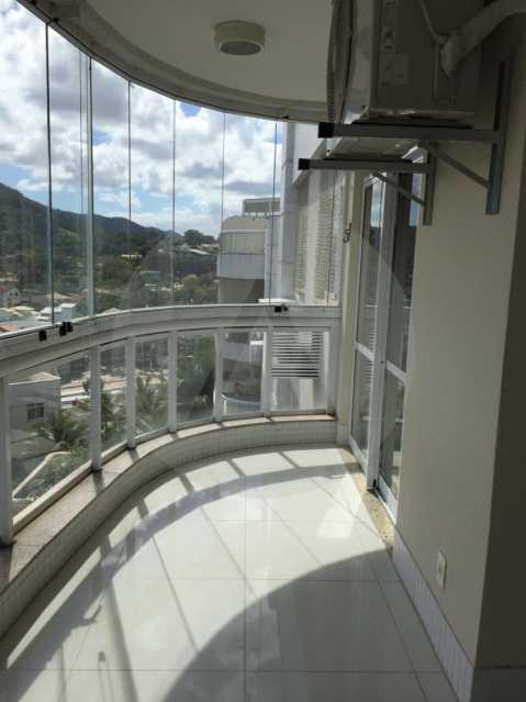 2  Apartamento 3 quartos Itaip - Imobiliária Agatê Imóveis vende Apartamento Padrão de 110 m² Itaipu - Niterói. - HTAP30007 - 3