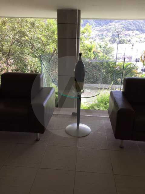 13 Apartamento 3 quartos Itaip - Imobiliária Agatê Imóveis vende Apartamento Padrão de 110 m² Itaipu - Niterói. - HTAP30007 - 14