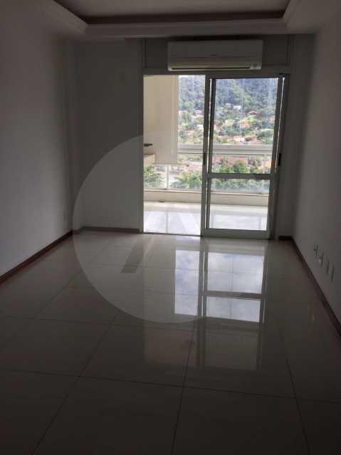5 Apartamento 3 quartos Itaipu - Imobiliária Agatê Imóveis vende Apartamento Padrão de 110 m² Itaipu - Niterói. - HTAP30007 - 6