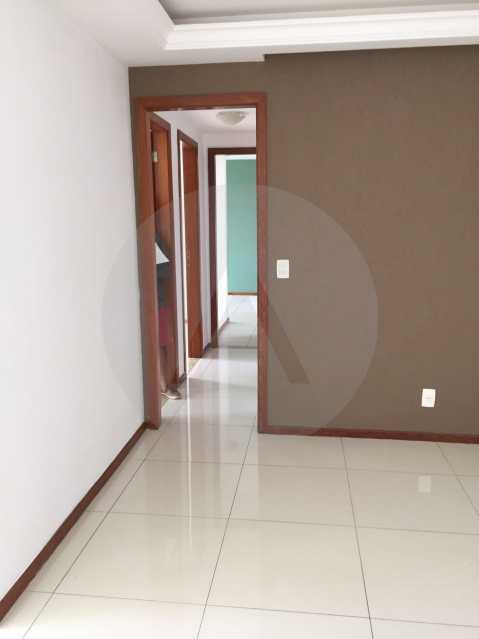 7 Apartamento 3 quartos Itaipu - Imobiliária Agatê Imóveis vende Apartamento Padrão de 110 m² Itaipu - Niterói. - HTAP30007 - 8