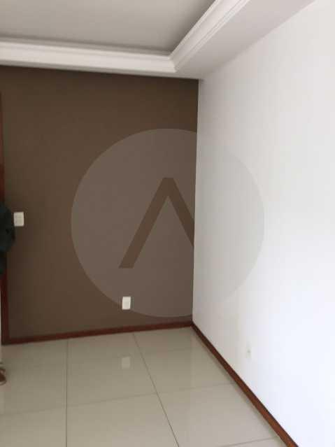 8 Apartamento 3 quartos Itaipu - Imobiliária Agatê Imóveis vende Apartamento Padrão de 110 m² Itaipu - Niterói. - HTAP30007 - 9