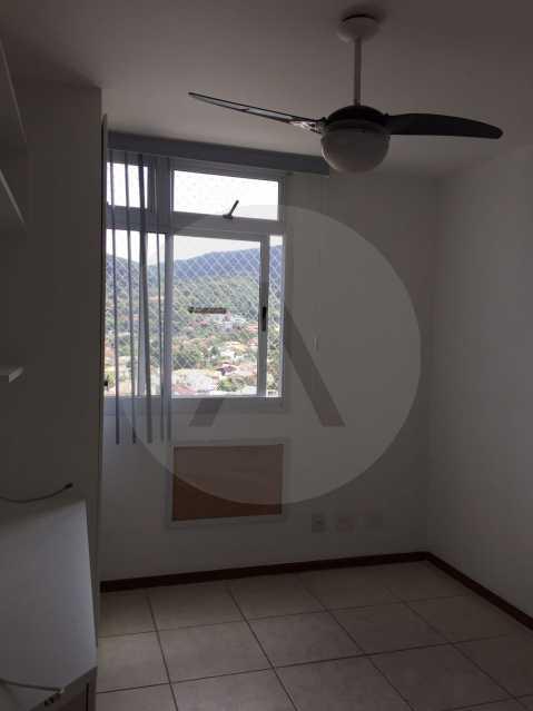 9 Apartamento 3 quartos Itaipu - Imobiliária Agatê Imóveis vende Apartamento Padrão de 110 m² Itaipu - Niterói. - HTAP30007 - 10
