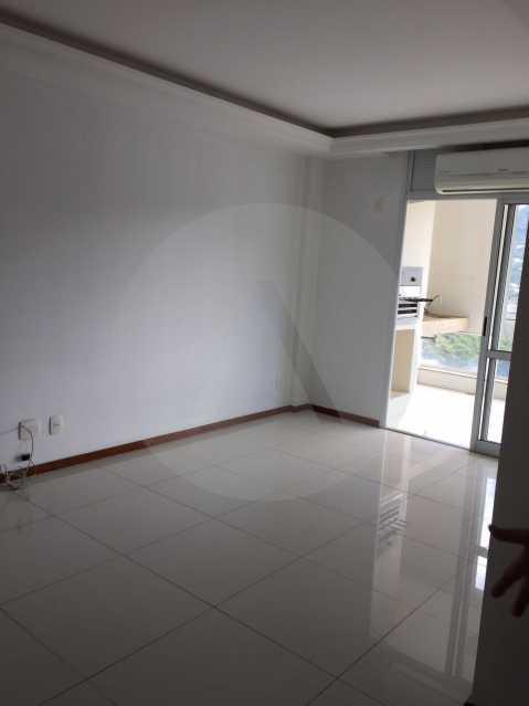6 Apartamento 3 quartos Itaipu - Imobiliária Agatê Imóveis vende Apartamento Padrão de 110 m² Itaipu - Niterói. - HTAP30007 - 7