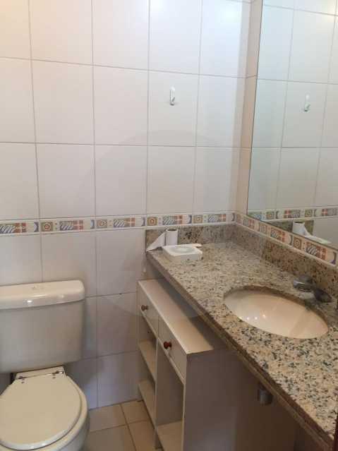 12 Apartamento 3 quartos Itaip - Imobiliária Agatê Imóveis vende Apartamento Padrão de 110 m² Itaipu - Niterói. - HTAP30007 - 13
