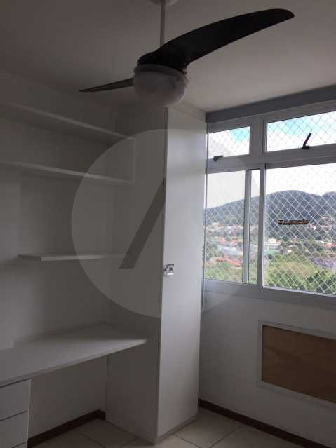10 Apartamento 3 quartos Itaip - Imobiliária Agatê Imóveis vende Apartamento Padrão de 110 m² Itaipu - Niterói. - HTAP30007 - 11