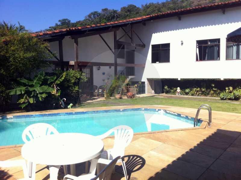 1 Casa em Condomínio Itaipu. - Imobiliária Agatê Imóveis vende Casa em Condomínio de 500 m² Itaipu - Niterói por 1.800.000, mil reais - HTCN30060 - 1
