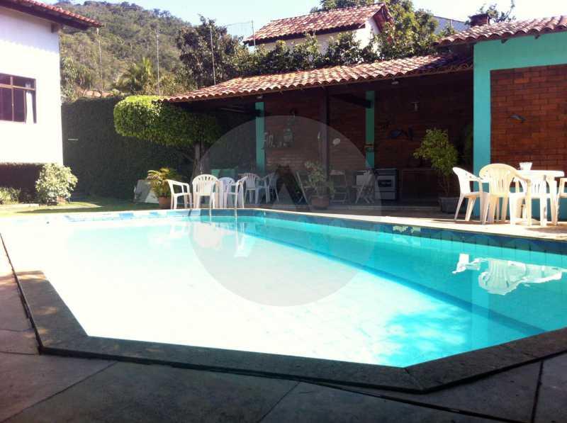 2 Casa em Condomínio Itaipu. - Imobiliária Agatê Imóveis vende Casa em Condomínio de 500 m² Itaipu - Niterói por 1.600.000, mil reais - HTCN30060 - 3