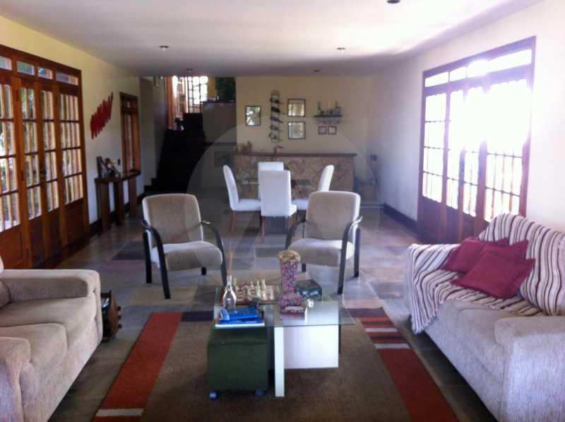 4 Casa em Condomínio Itaipu. - Imobiliária Agatê Imóveis vende Casa em Condomínio de 500 m² Itaipu - Niterói por 1.800.000, mil reais - HTCN30060 - 5