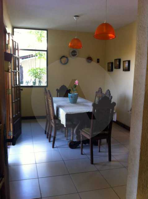 5 Casa em Condomínio Itaipu. - Imobiliária Agatê Imóveis vende Casa em Condomínio de 500 m² Itaipu - Niterói por 1.600.000, mil reais - HTCN30060 - 6