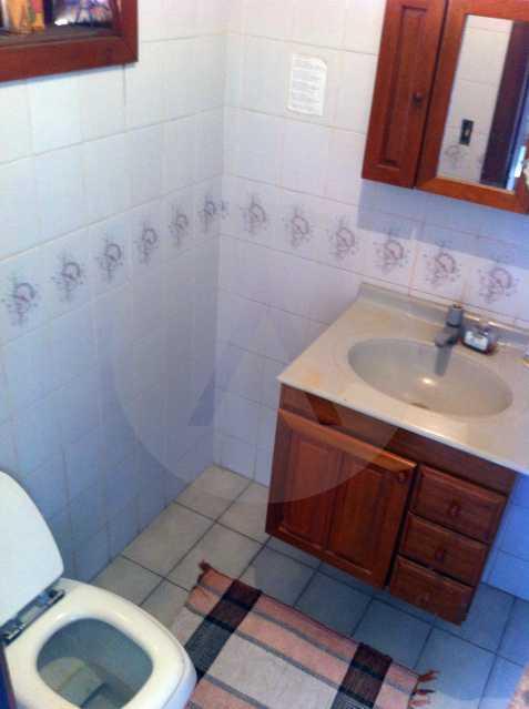6 Casa em Condomínio Itaipu. - Imobiliária Agatê Imóveis vende Casa em Condomínio de 500 m² Itaipu - Niterói por 1.600.000, mil reais - HTCN30060 - 7