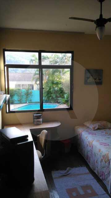 7 Casa em Condomínio Itaipu. - Imobiliária Agatê Imóveis vende Casa em Condomínio de 500 m² Itaipu - Niterói por 1.800.000, mil reais - HTCN30060 - 8