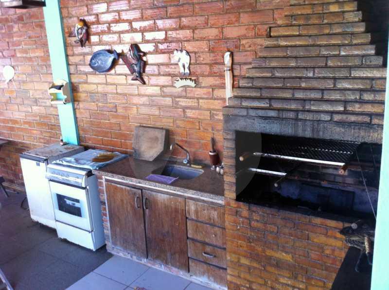12 Casa em Condomínio Itaaipu - Imobiliária Agatê Imóveis vende Casa em Condomínio de 500 m² Itaipu - Niterói por 1.800.000, mil reais - HTCN30060 - 13