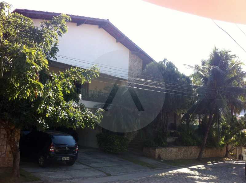 14 Casa em Condomínio Itaipu. - Imobiliária Agatê Imóveis vende Casa em Condomínio de 500 m² Itaipu - Niterói por 1.800.000, mil reais - HTCN30060 - 15