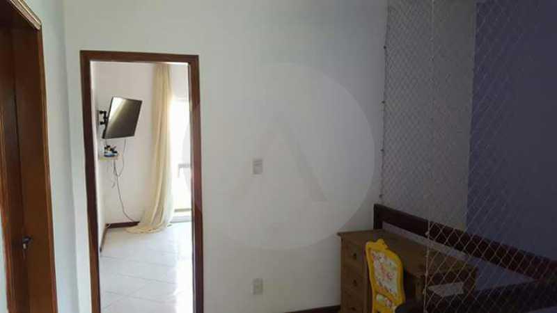 21 - Casa Duplex Itaipu. - IMOBILIÁRIA AGATÊ IMOVEIS VENDE CASA DUPLEX ITAIPU NITERÓI. - HTCA30140 - 22
