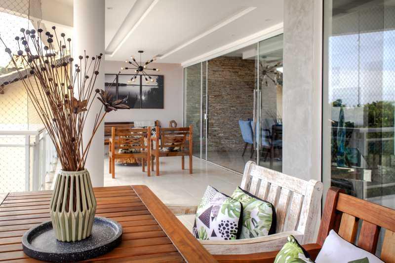 3 Casa Padrão Camboinhas - Imobiliária Agatê Imóveis vende Casa de 390 m² Camboinhas - Niterói por 2.490 mil reais - HTCA50016 - 4