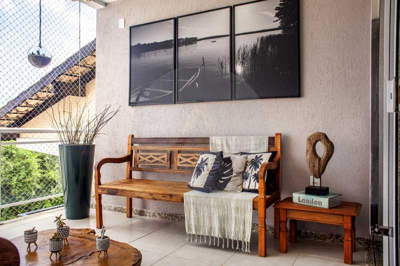 4 Casa Padrão Camboinhas - Imobiliária Agatê Imóveis vende Casa de 390 m² Camboinhas - Niterói por 2.490 mil reais - HTCA50016 - 5