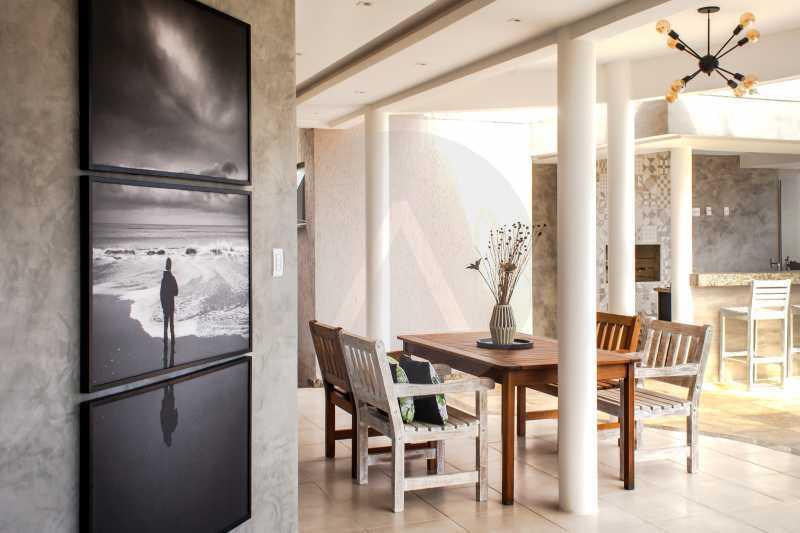 5 Casa Padrão Camboinhas - Imobiliária Agatê Imóveis vende Casa de 390 m² Camboinhas - Niterói por 2.490 mil reais - HTCA50016 - 6