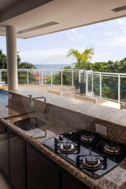 7 Casa Padrão Camboinhas - Imobiliária Agatê Imóveis vende Casa de 390 m² Camboinhas - Niterói por 2.490 mil reais - HTCA50016 - 8