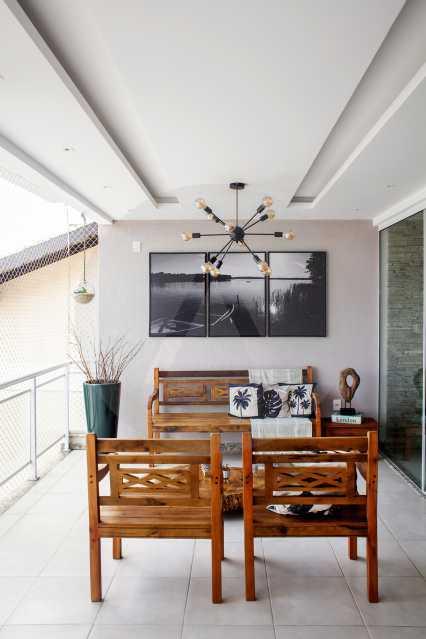 8 Casa Padrão Camboinhas - Imobiliária Agatê Imóveis vende Casa de 390 m² Camboinhas - Niterói por 2.490 mil reais - HTCA50016 - 9