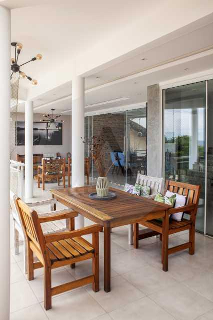 9 Casa Padrão Camboinhas - Imobiliária Agatê Imóveis vende Casa de 390 m² Camboinhas - Niterói por 2.490 mil reais - HTCA50016 - 10