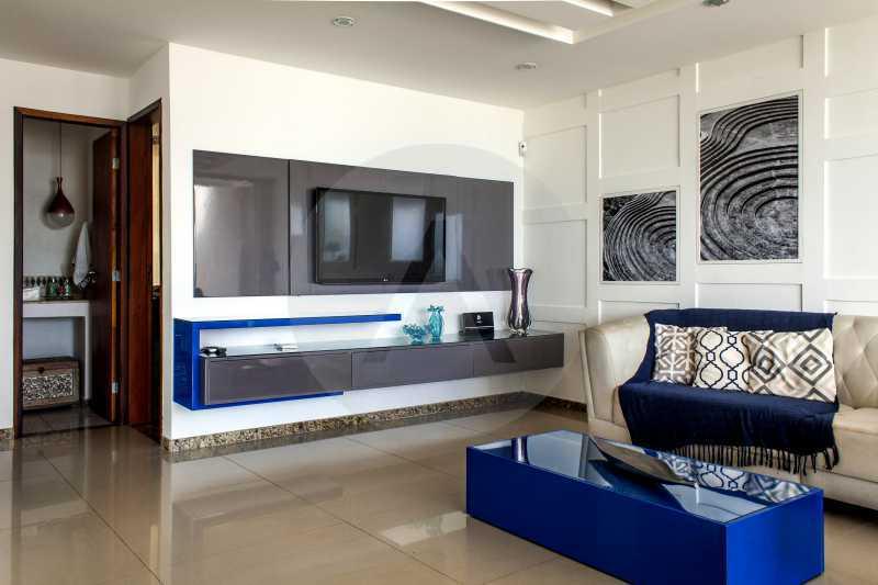 11 Casa Padrão Camboinhas - Imobiliária Agatê Imóveis vende Casa de 390 m² Camboinhas - Niterói por 2.490 mil reais - HTCA50016 - 12