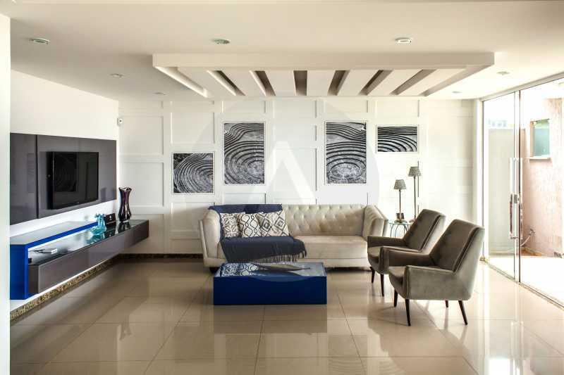 12 Casa Padrão Camboinhas - Imobiliária Agatê Imóveis vende Casa de 390 m² Camboinhas - Niterói por 2.490 mil reais - HTCA50016 - 13
