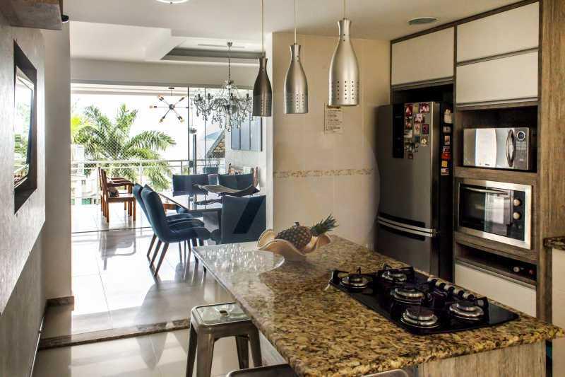 14 Casa Padrão Camboinhas - Imobiliária Agatê Imóveis vende Casa de 390 m² Camboinhas - Niterói por 2.490 mil reais - HTCA50016 - 15