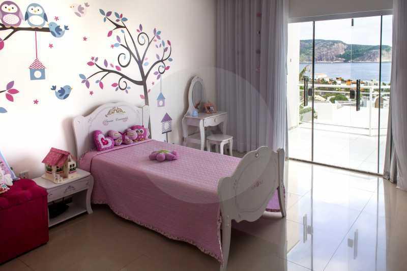 19 Casa Padrão Camboinhas - Imobiliária Agatê Imóveis vende Casa de 390 m² Camboinhas - Niterói por 2.490 mil reais - HTCA50016 - 20