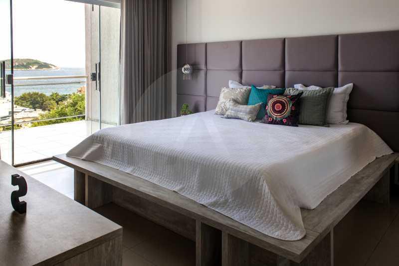 22 Casa Padrão Camboinhas - Imobiliária Agatê Imóveis vende Casa de 390 m² Camboinhas - Niterói por 2.490 mil reais - HTCA50016 - 23