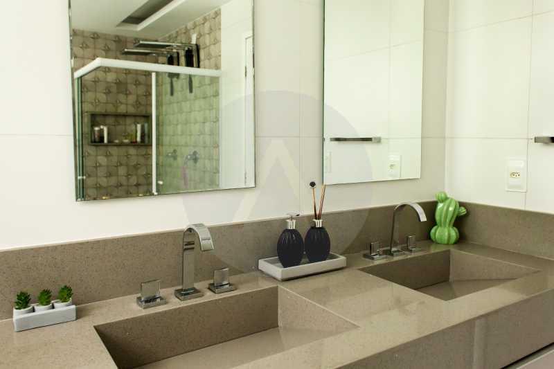 24 Casa Padrão Camboinhas - Imobiliária Agatê Imóveis vende Casa de 390 m² Camboinhas - Niterói por 2.490 mil reais - HTCA50016 - 25