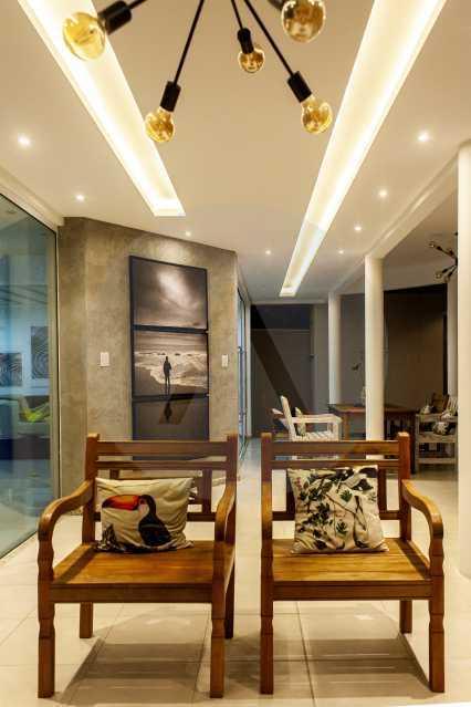 28 Casa Padrão Camboinhas - Imobiliária Agatê Imóveis vende Casa de 390 m² Camboinhas - Niterói por 2.490 mil reais - HTCA50016 - 29