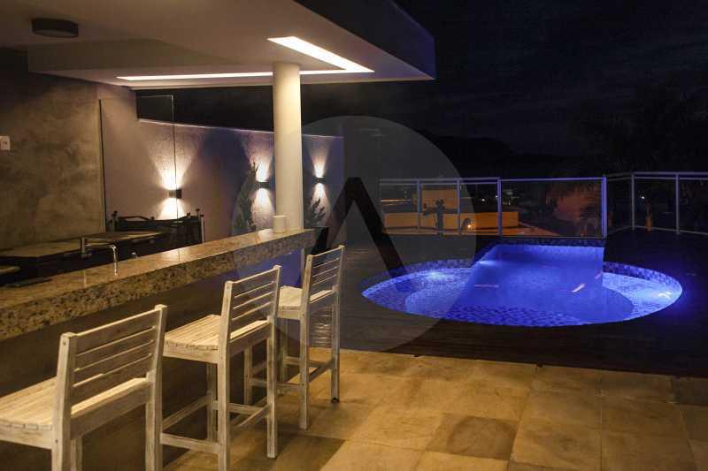 29 Casa Padrão Camboinhas - Imobiliária Agatê Imóveis vende Casa de 390 m² Camboinhas - Niterói por 2.490 mil reais - HTCA50016 - 30