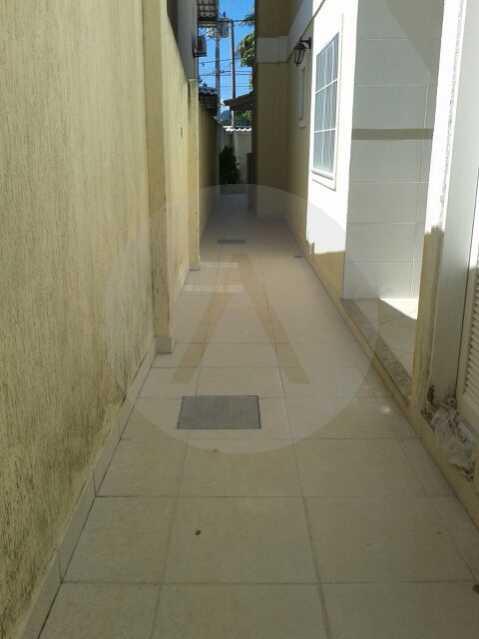 27 - Casa Duplex Itaipu. - Imobiliária Agatê Imóveis vende Casa em Condomínio de 168 m² Itaipu - Niterói por 830 mil reais. - HTCN40042 - 28