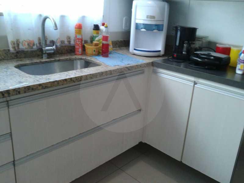 6 - Casa Duplex Itaipu. - Imobiliária Agatê Imóveis vende Casa em Condomínio de 168 m² Itaipu - Niterói por 830 mil reais. - HTCN40042 - 7