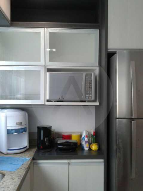 7 - Casa Duplex Itaipu. - Imobiliária Agatê Imóveis vende Casa em Condomínio de 168 m² Itaipu - Niterói por 830 mil reais. - HTCN40042 - 8