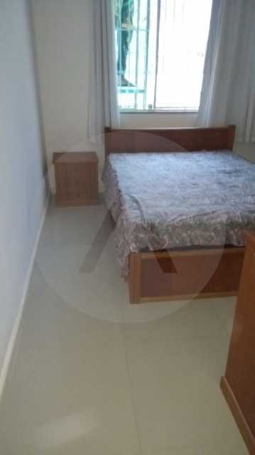 10 - Casa Duplex Itaipu. - Imobiliária Agatê Imóveis vende Casa em Condomínio de 168 m² Itaipu - Niterói por 830 mil reais. - HTCN40042 - 11
